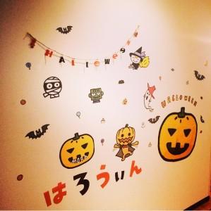モラッキー今月のスタジオの壁♪