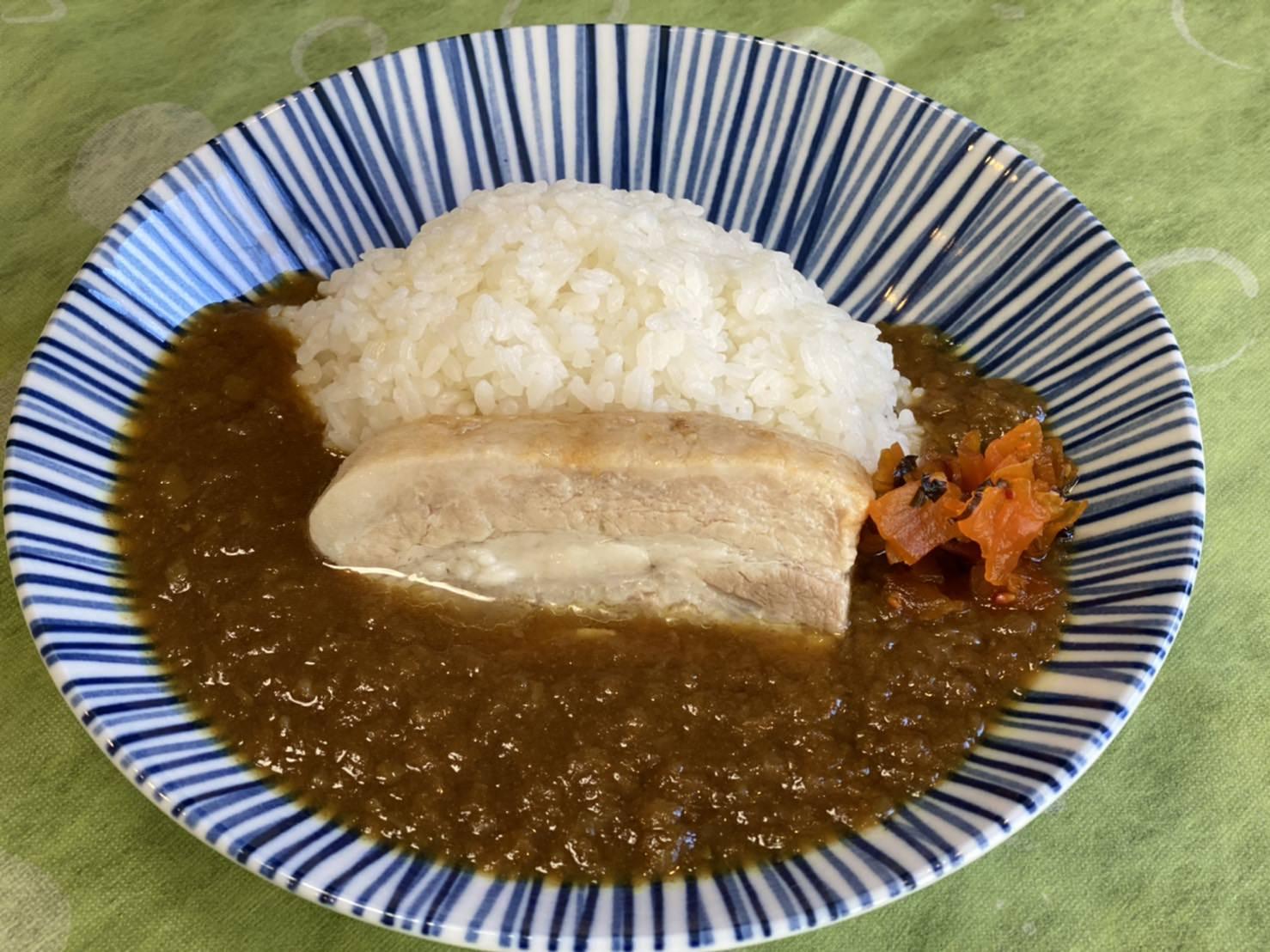 鹿児島県産 黒豚和風カレー