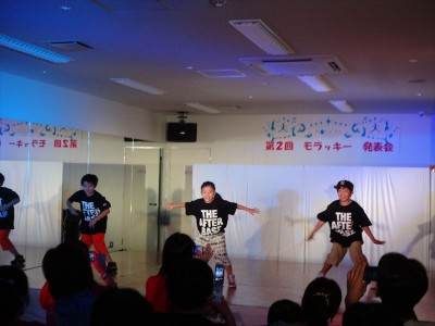HIPHOPキッズクラス☆